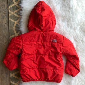 9063d5df0e72 The North Face Jackets   Coats - North Face Toddler Reversible Perrito  Jacket 3T